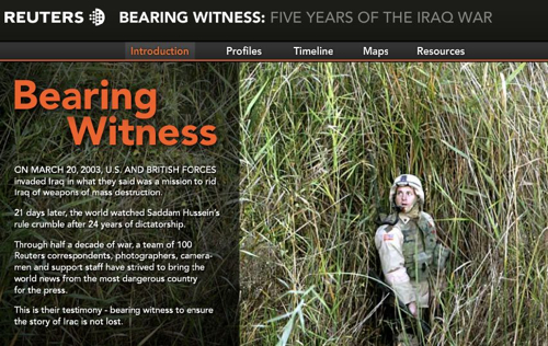 Bearingwitness