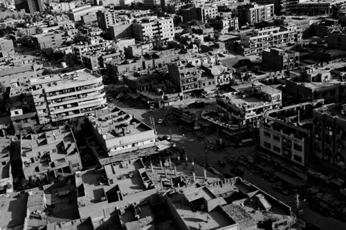 Zoriah_baghdad_iraq_arial_photograp  © zoriah/www.zoriah.com - blog use permitted, use credit, link to zoriah.com