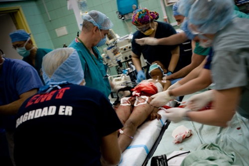 Zoriah Iraq War Baghdad Er Emergency Trauma Medi Surgery-1
